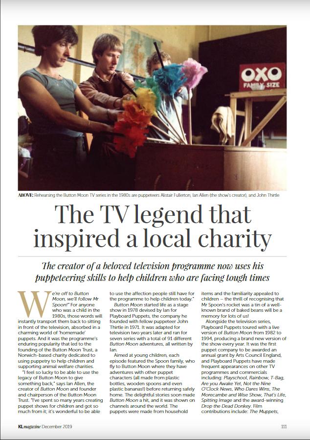 KL Magazine page 2